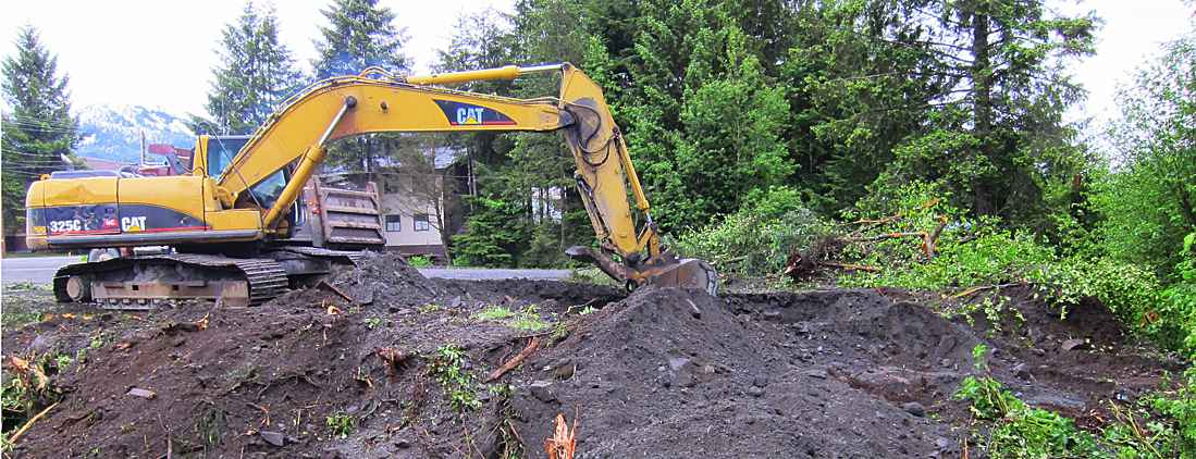 Commercial & Residential Excavation